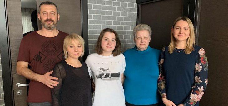 Крещение Вали: друзья в церкви помогли мне узнать Бога